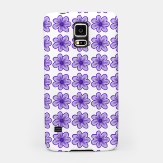Thumbnail image of mauve flowers Samsung Case, Live Heroes