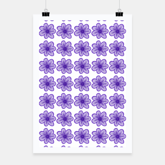 Thumbnail image of mauve flowers Poster, Live Heroes