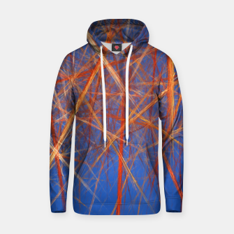 Thumbnail image of Abstract Grid Hoodie, Live Heroes
