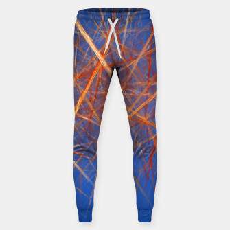 Thumbnail image of Abstract Grid Sweatpants, Live Heroes