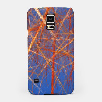 Thumbnail image of Abstract Grid Samsung Case, Live Heroes