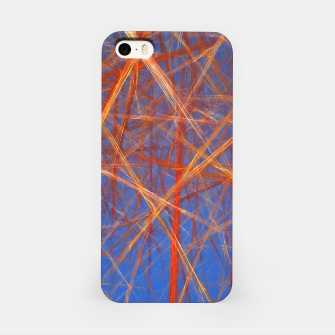 Thumbnail image of Abstract Grid iPhone Case, Live Heroes