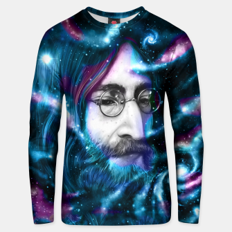 Thumbnail image of John Unisex sweater, Live Heroes