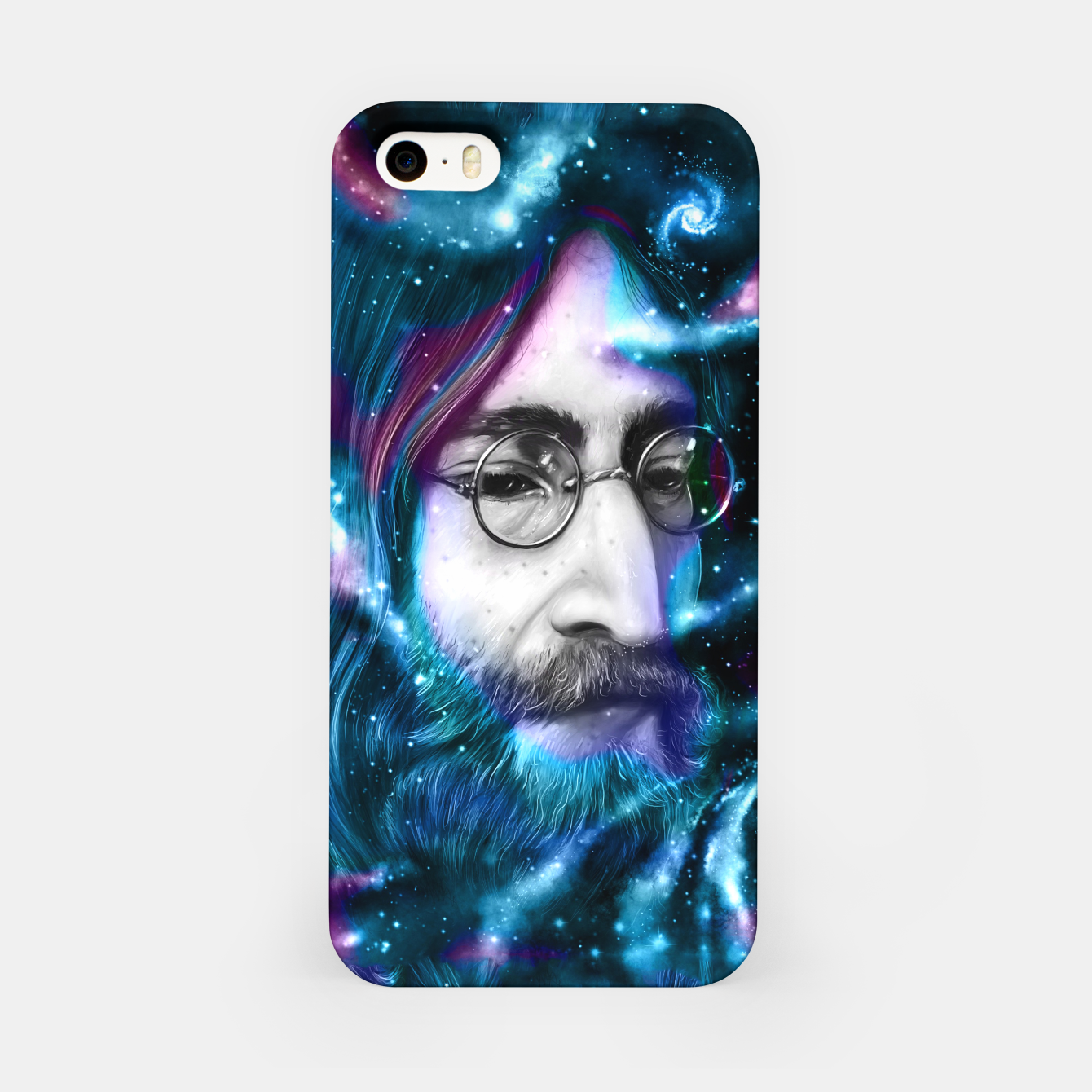 Image of John iPhone Case - Live Heroes