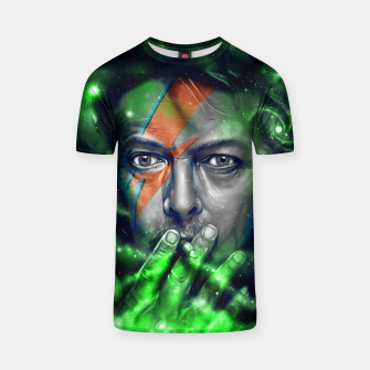 Thumbnail image of David T-shirt, Live Heroes