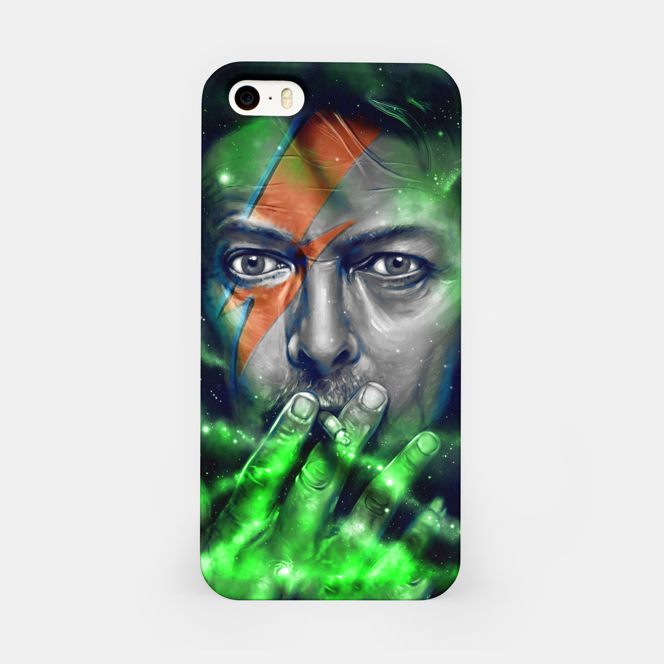 Image of David iPhone Case - Live Heroes