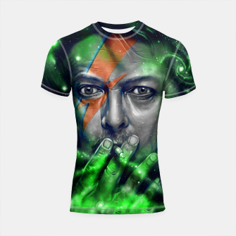 Thumbnail image of David Shortsleeve rashguard, Live Heroes