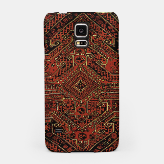 Thumbnail image of Anatolian carpet design Samsung Case, Live Heroes