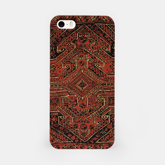 Miniaturka Anatolian carpet design iPhone Case, Live Heroes