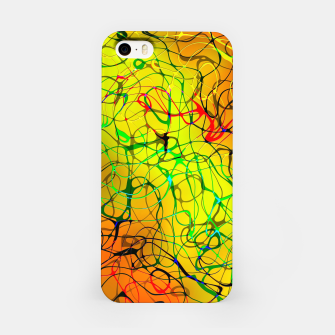 Thumbnail image of Chaos Paint iPhone Case, Live Heroes