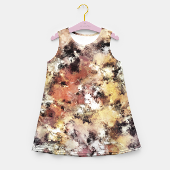 Thumbnail image of The resting moments Girl's summer dress, Live Heroes