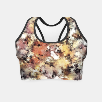 Thumbnail image of The resting moments Crop Top, Live Heroes