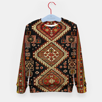 Miniaturka Kabristan carpet design Kid's sweater, Live Heroes