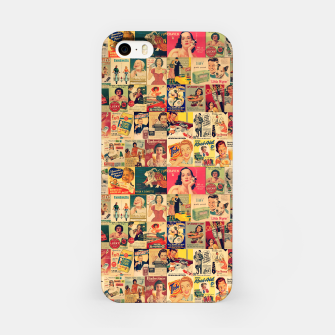 Thumbnail image of Retro Ads iPhone Case, Live Heroes