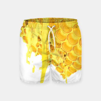 Thumbnail image of HONEY Swim Shorts, Live Heroes