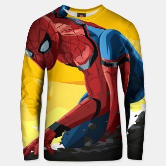 Thumbnail image of Spider-Man Homecoming Unisex sweater, Live Heroes