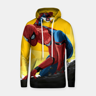Thumbnail image of Spider-Man Homecoming Hoodie, Live Heroes