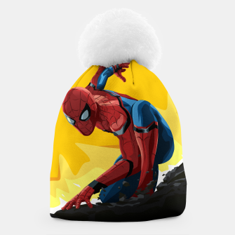 Thumbnail image of Spider-Man Homecoming Beanie, Live Heroes