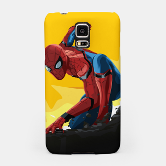 Thumbnail image of Spider-Man Homecoming Samsung Case, Live Heroes