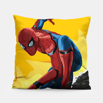 Thumbnail image of Spider-Man Homecoming Pillow, Live Heroes