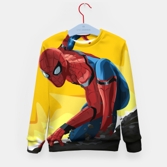 Thumbnail image of Spider-Man Homecoming Kid's sweater, Live Heroes