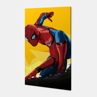 Thumbnail image of Spider-Man Homecoming Canvas, Live Heroes