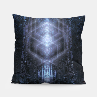 Miniatur Crystalline matrix Pillow, Live Heroes