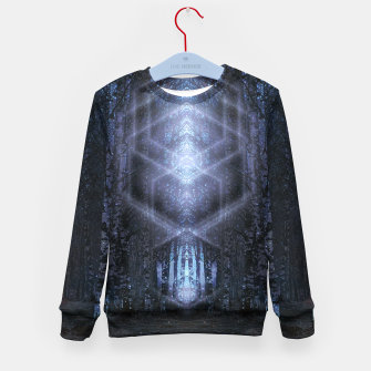 Miniatur Crystalline matrix Kid's sweater, Live Heroes