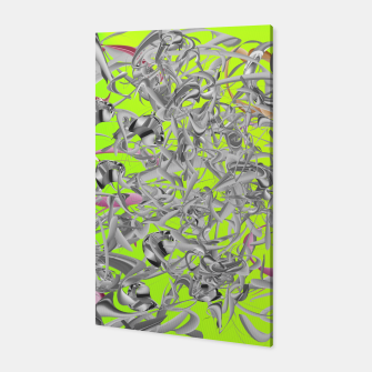 Thumbnail image of green organic Canvas, Live Heroes