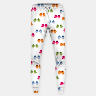 Thumbnail image of Love Birds Sweatpants, Live Heroes