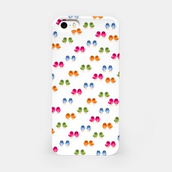 Thumbnail image of Love Birds iPhone Case, Live Heroes