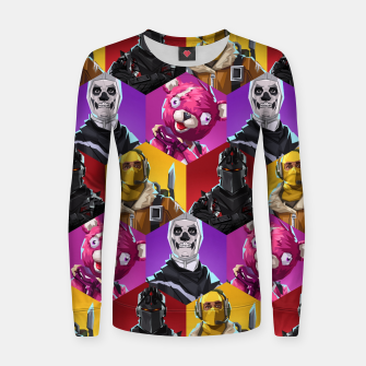 Thumbnail image of FRTNT Women sweater, Live Heroes