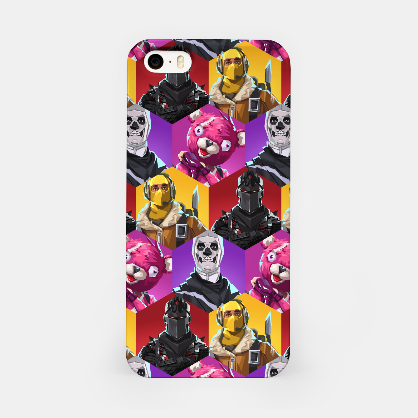 Image of FRTNT iPhone Case - Live Heroes