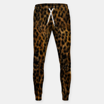 Thumbnail image of Cheetah Fur Texture Sweatpants, Live Heroes