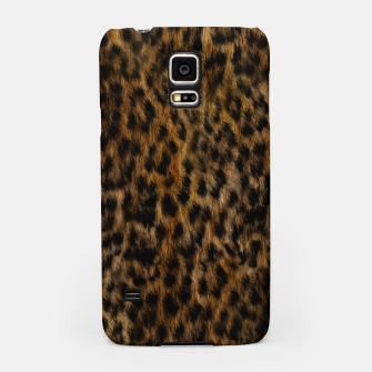 Thumbnail image of Cheetah Fur Texture Samsung Case, Live Heroes