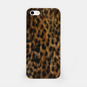 Cheetah Fur Texture iPhone Case thumbnail image