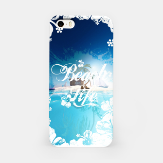 Thumbnail image of Beach Life iPhone Case, Live Heroes