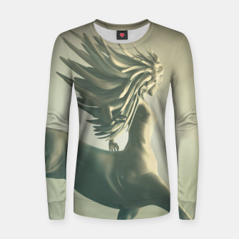 Thumbnail image of CENTAURUS Women sweater, Live Heroes