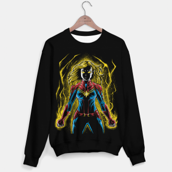 Thumbnail image of Captain Sudadera regular, Live Heroes