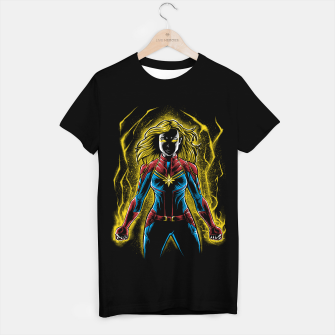 Thumbnail image of Captain Camiseta Regular, Live Heroes