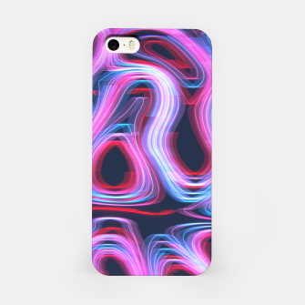 Thumbnail image of Weird Lights Pattern iPhone Case, Live Heroes