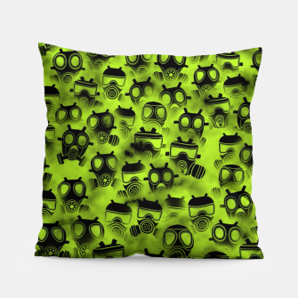 Miniatur Gas attack Pillow, Live Heroes
