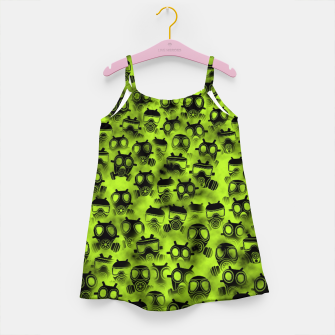 Miniatur Gas attack Girl's dress, Live Heroes