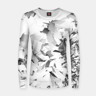 Thumbnail image of ABSTRAKT Women sweater, Live Heroes