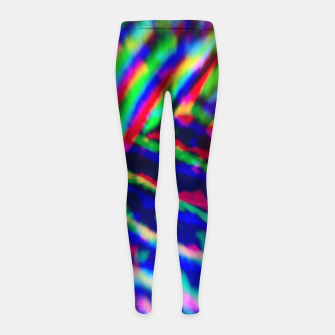 Thumbnail image of Turbulence Leggings de fille, Live Heroes