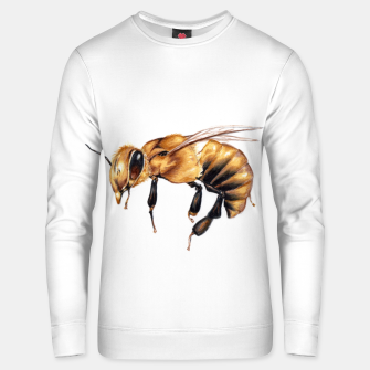 Thumbnail image of wasp Unisex sweater, Live Heroes