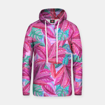 Thumbnail image of Pink Jungle Hoodie, Live Heroes