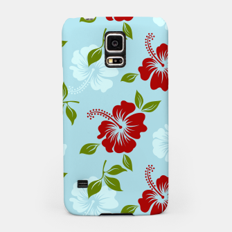 Thumbnail image of Flower pattern Samsung Case, Live Heroes