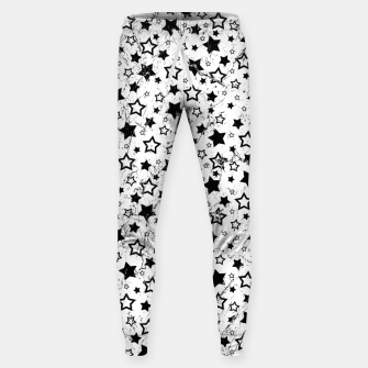 Thumbnail image of Star Pattern Vintage Style Hosen, Live Heroes