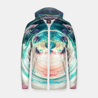 Thumbnail image of Vaporb Zip up hoodie, Live Heroes